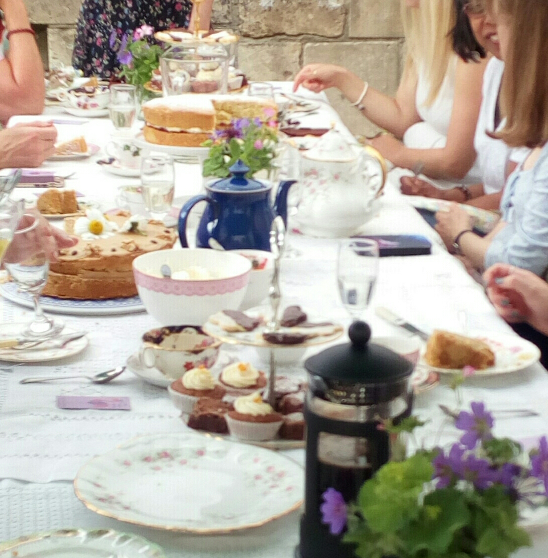Vintage Tea Party