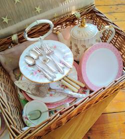Vintage Tea Party Crockery!