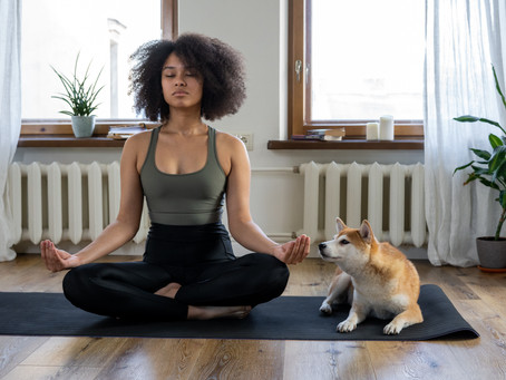 5 EASY WAYS TO MEDITATE