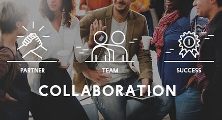 Business Collaboration Teamwork Corporat