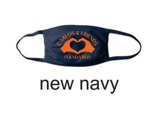 New Navy Face Mask