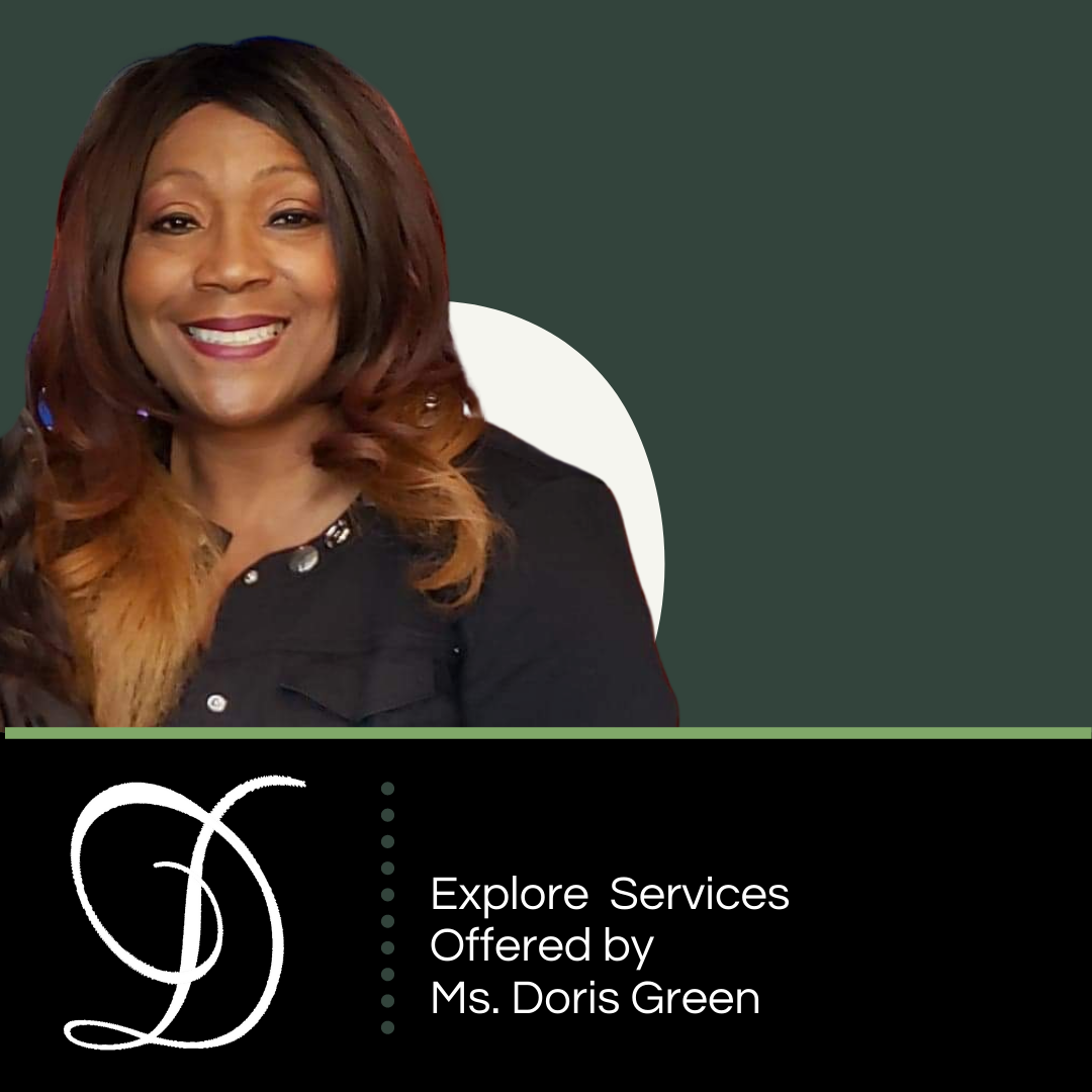 Professional Advising with Ms. Doris Green