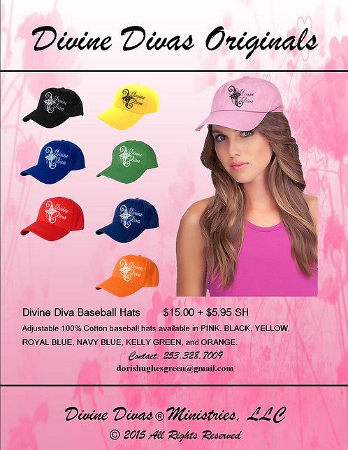 Divine Divas Hats