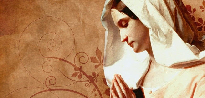 """""""His Likeness to His Mother Was One of His Eternal Joys""""  by Fr. Faber"""