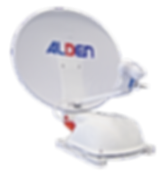 AS3 Antenne Camping car Alden