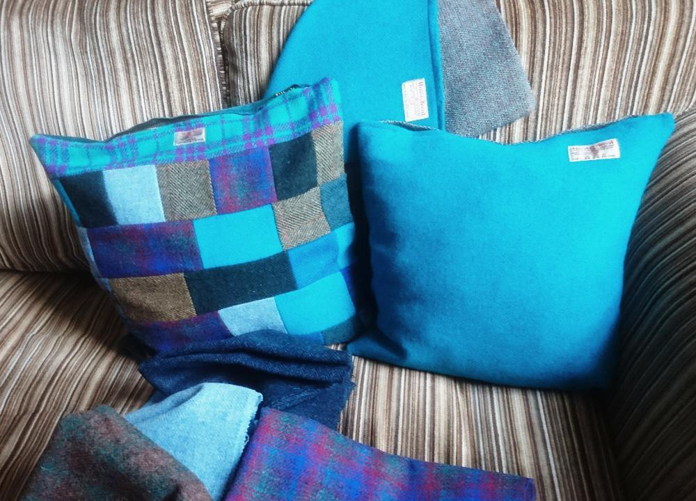 Harris Tweed Cushions