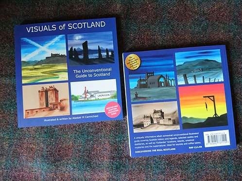 Visuals of Scotland - The 2021 Scottish Staycation Guide