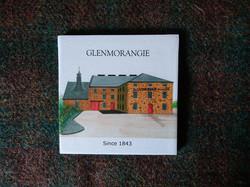 Glenmorangie Distillery Coaster