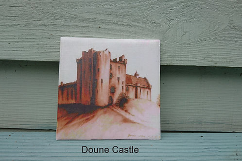 Scottish Castles and Places - CoasterS