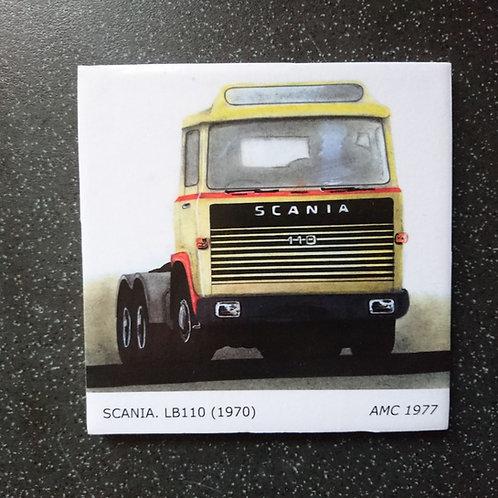 Classic Truck Coasters