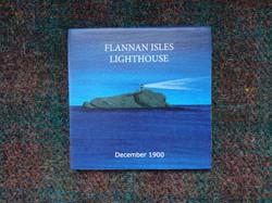 Flannan Isle Lighthouse - Coaster