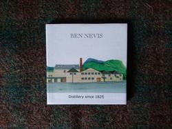 Ben Nevis Distillery Coaster