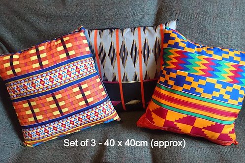 Hand Made Cushion Covers