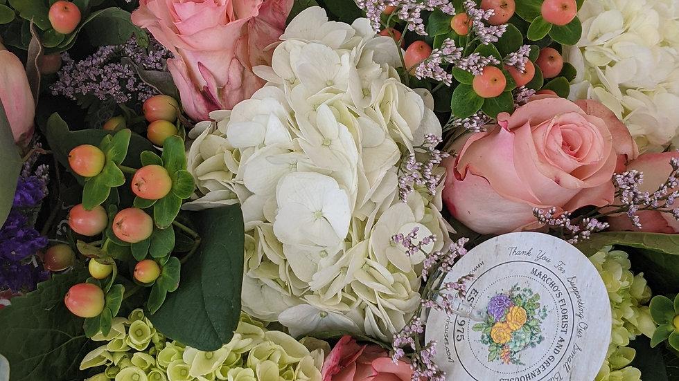 Peechy keen bouquet