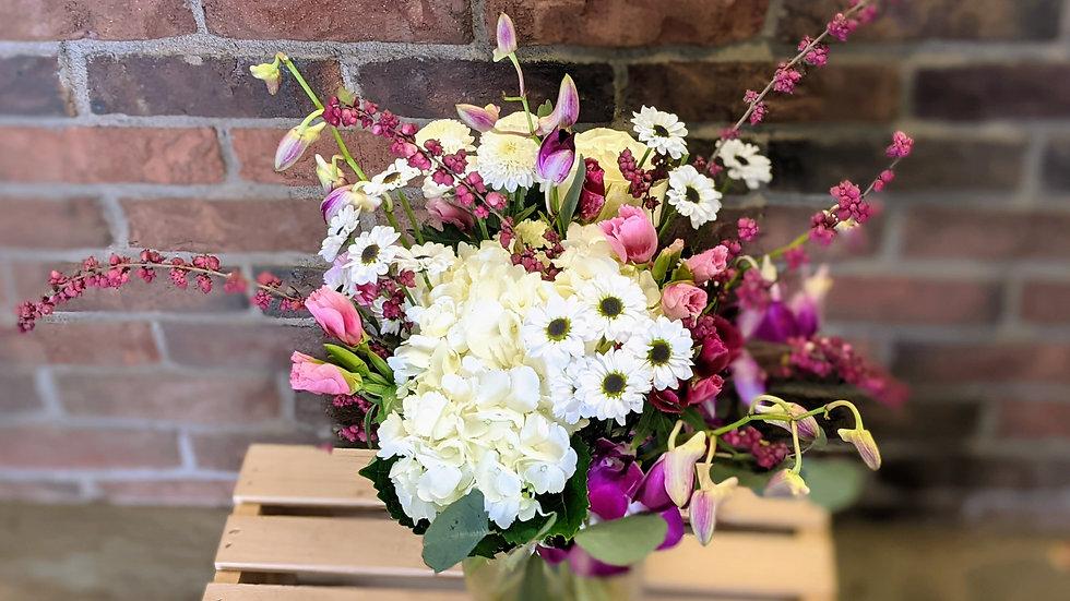 Berry beautiful bouquet