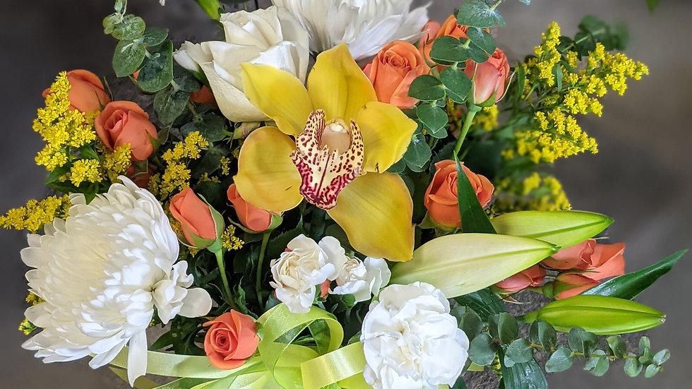 Citrus crush bouquet