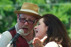 Singing Lonnie Johnson