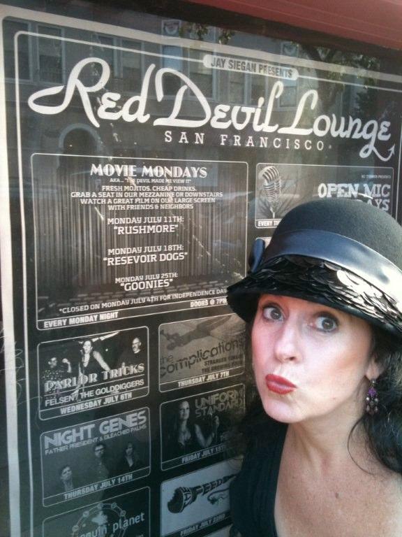 Red Devil Kiss