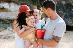 Terrigal family photography, Eliza Mitch