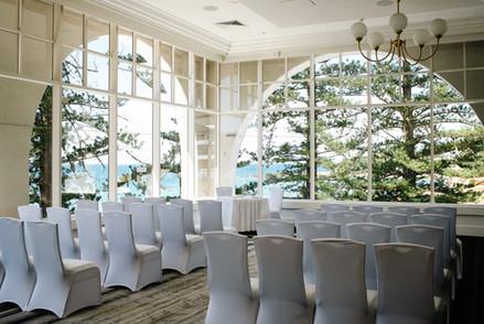 Terrigal Crown Plaza Wedding