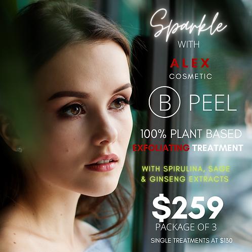 ALEX Beauty Peel - Pkg of 3