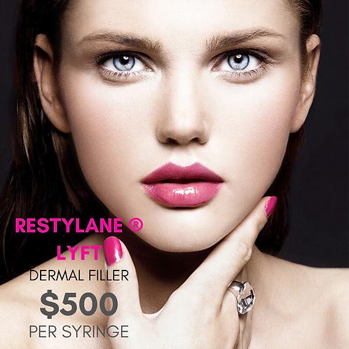 1 SYRINGE RESTYLANE LYFT ® FILLER