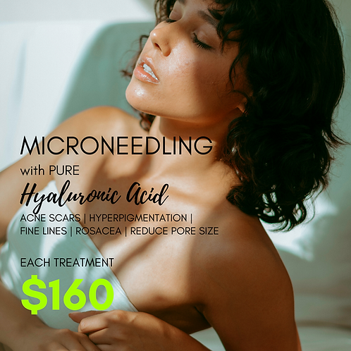 MICRONEEDLING With SERUM