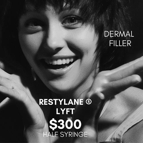 0.5 SYRINGE OF RESTYLANE LYFT ® FILLER