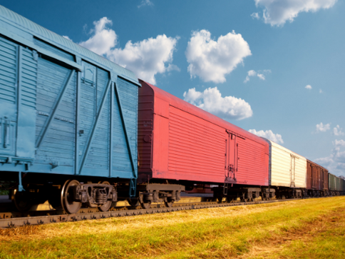 Rail Freight Logistics Services: Types of Equipment Used