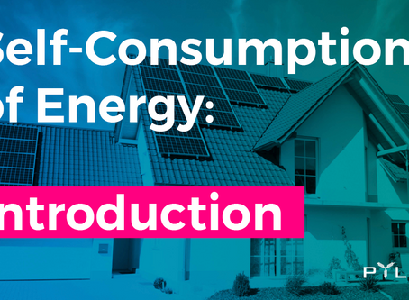 Energy Self-consumption: Introduction.