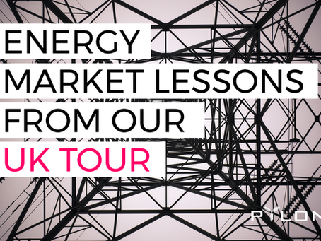 Pylon Network: Energy market lessons from our UK tour