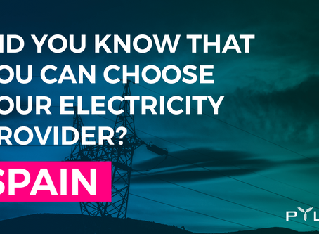 Did you know that you can choose your electricity provider? – SPAIN – Pylon Network