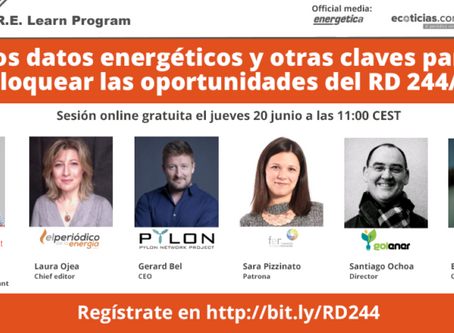 Join our Webinar: the impact of new regulations on the self-consumption landscape in Spain
