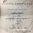 Meu diploma de florista!!! Escola brasileira de arte floral 4 modulos