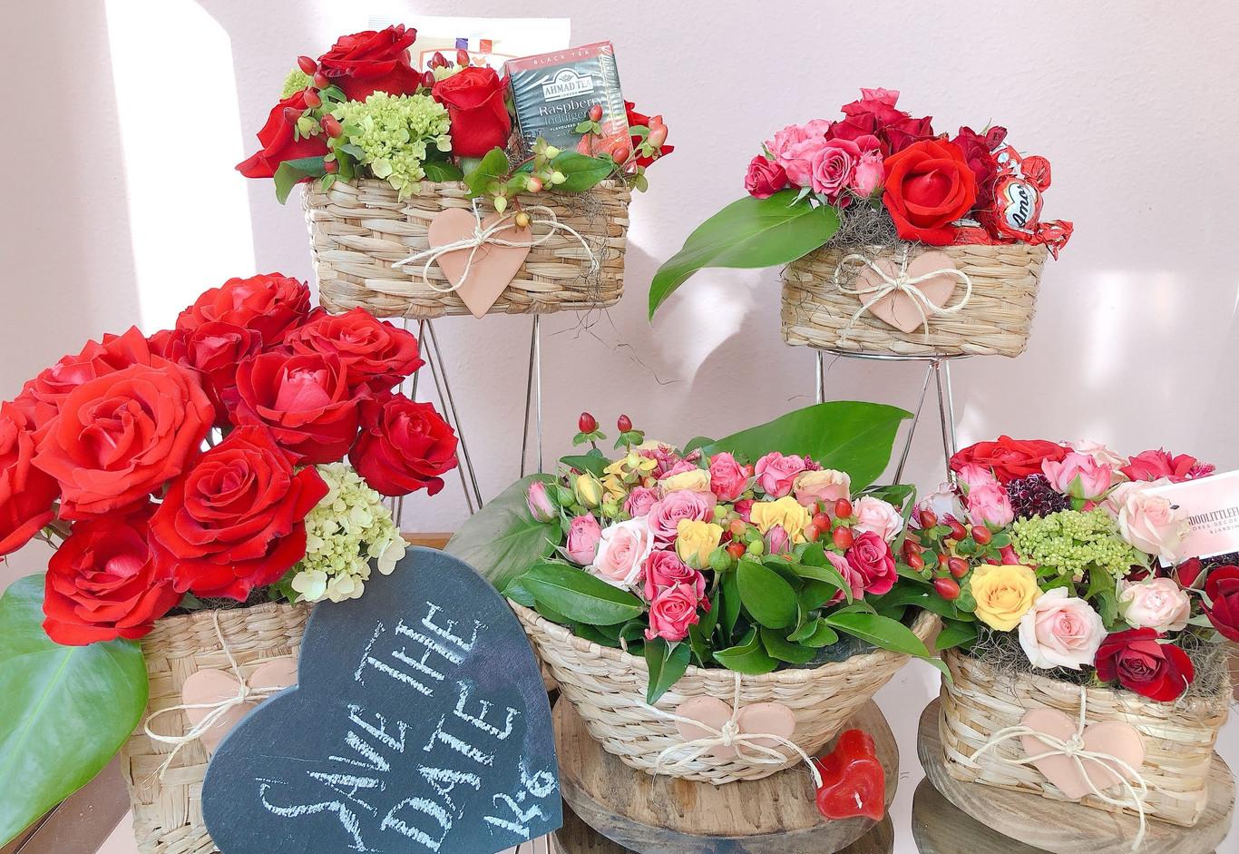 Coleçao Viver de amor e de flores