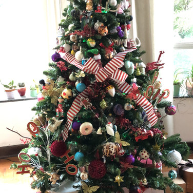 Arvore de Natal 2019
