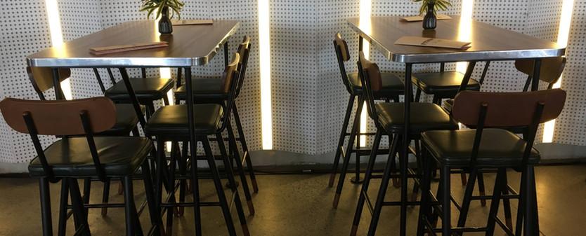 Arranjo para assinatura semanal restaurante e bar