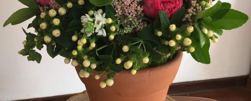 Bouquet flores misto para entrega