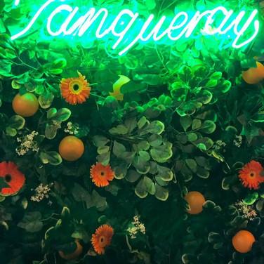 Festa lançamento gin Tanquerey Sevilla Bar Obelisco