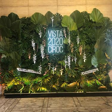 Decoraçao completa Reveillon Joquei Club Sao Paulo
