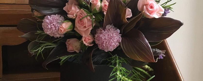 Bouquet mixto para homens ou mulher com caixa