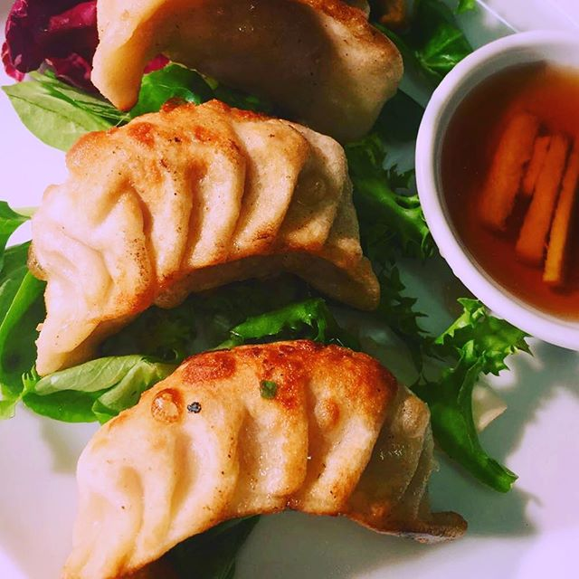 Wok Fried Pork Dumplings #EastAnglia #Suffolk #BSE #Bury #BuryStEdmunds #MingsOriental #Dumplings #F