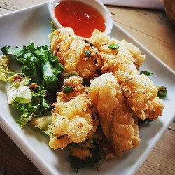 Five Spiced Squid 🐙_._._