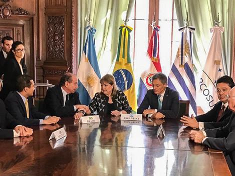 Mercosul assina acordo inédito para incentivar investimentos dentro do bloco