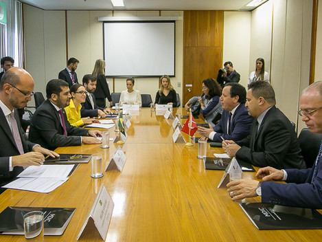 Brasil e Tunísia discutem ampliação de investimentos e do comércio bilateral
