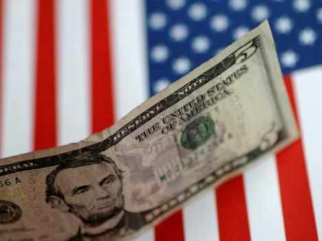 Dólar tem 3ª alta seguida com temor sobre reforma da Previdência