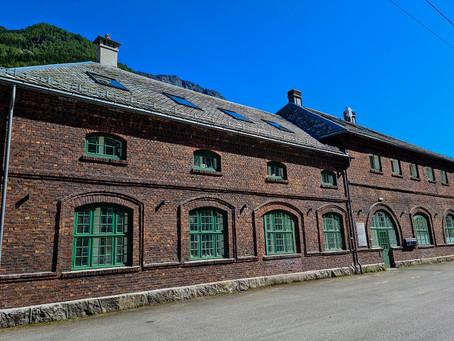 Næringshagen i Odda byter namn til Næringshagen i Ullensvang