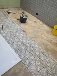 Bathroom Work In Progress