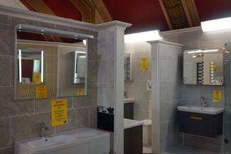 Bathroom Showroom Display