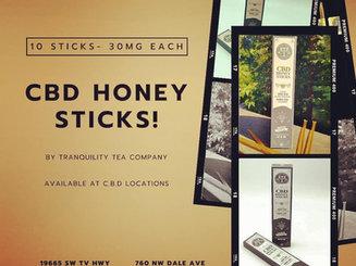 CBD Honeysticks